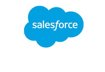 Logo Salesforce CRM, Top Talented