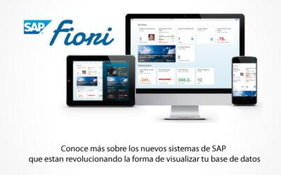 ¿Qué es Fiori ? ¿SAP UI5? Conoce los nuevos sistemas de SAP